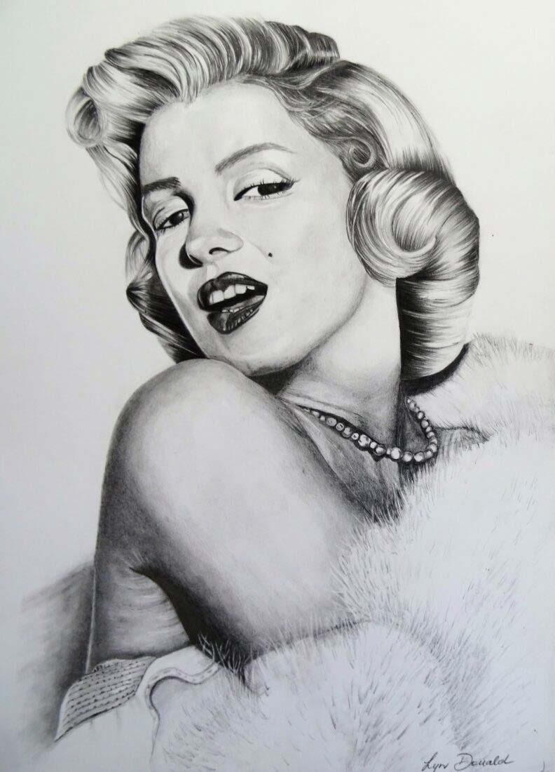 Marilyn Graphite