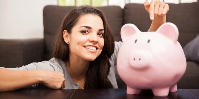 5 Ways to Save More Money in Your Early Twenties