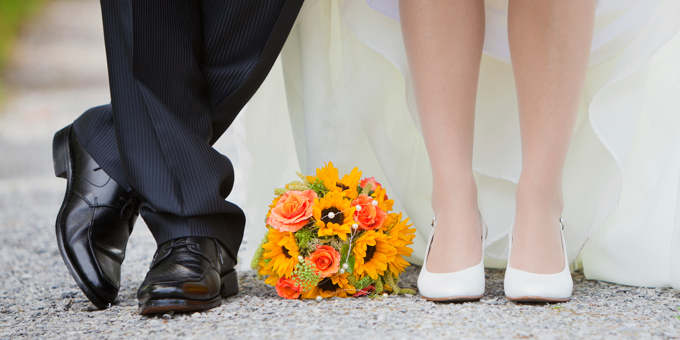 There's a tax advantage to getting hitched