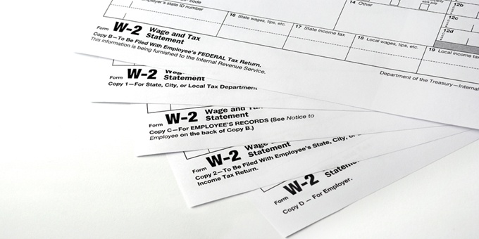 Tax Basics: Understanding Your W-2