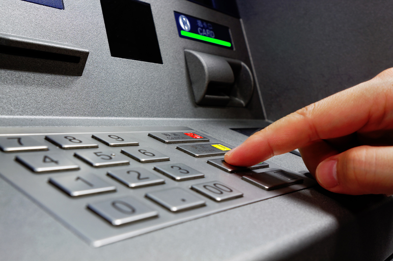 How to Protect Yourself at the ATM
