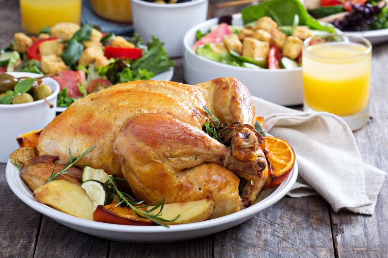 Holiday Hosting: Thanksgiving Dinner on a Budget