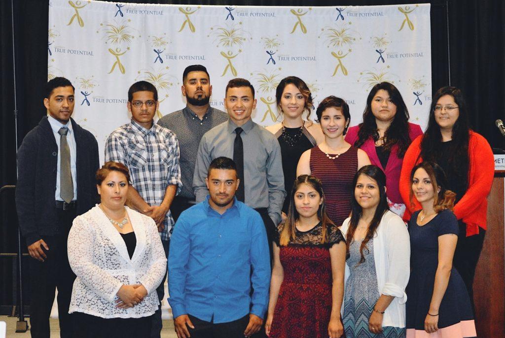 2016 TP scholarship recipients
