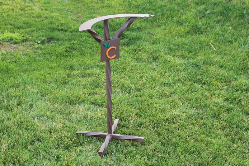 Bag Stands for Driving Range -Citrus Club