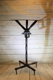 Twisted Metal Bag Stand