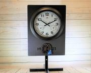 Driving Range Clock -Green Brook