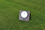 Driving-Range-Clock-Sign-Desert-Highlands