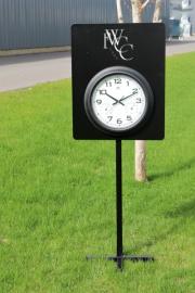 Fort Wayne Clock Sign
