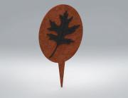 Leaf Tee Marker