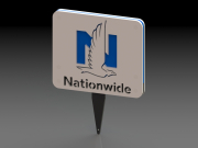 Nationwide Tee Marker