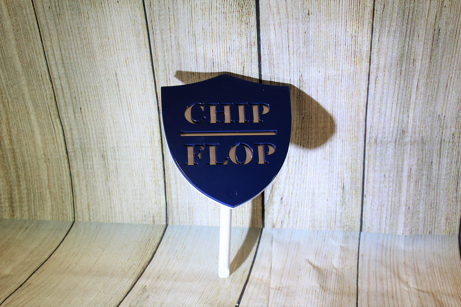 CHIP Flop Directional Sign -Brentwood