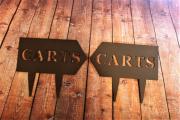 CARTS ARROWS