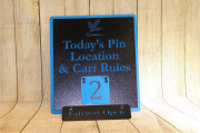 Pin-Location-Sign