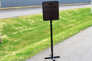 Reserved For Instruction Signs -Shadow Hawk