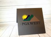 Teaching Sign -PGA West