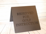 Teaching Signs -PGA West