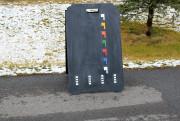 Chalkboard Range Sign -Octillo 1