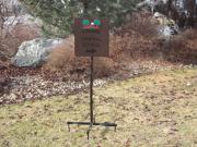 Custom Driving Range Sign -Colonial