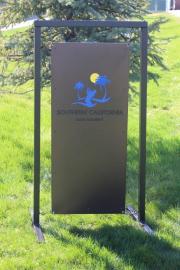 Driving Range Sign -Southern Cali Golf Academy