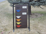 Driving Range Sign -Tatum Ranch
