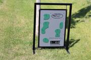 Range Layout Sign -Thousand Oaks