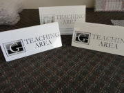 Teaching Sign Gallery