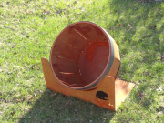 Driving Range Target Barrel Style -Shady Oaks