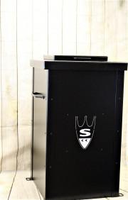 Garbage Can Enclosure -Sunset CC