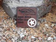 Custom Golf Wall Plaque -Osage National