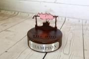 Pig Roast Trophy -Tuxedo Club