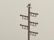 Par Sign Tree -Troon CC