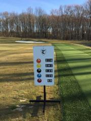 Union League Range Sign