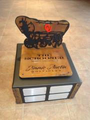 Custom Perpetual Trophy -Jimmie Austin