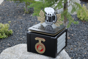 Golf Tournament Trophy Marine Memorial