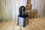Water Wheel Perpetual Trophy -Point Grey
