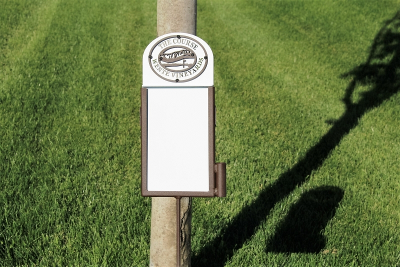 Proximity Markers WENTE VINEYARDS