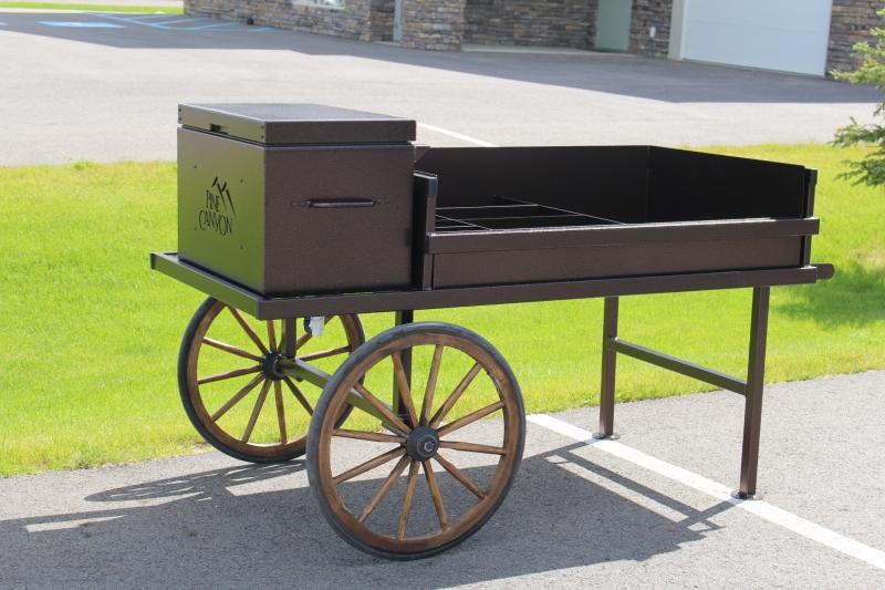1st Tee Cart -Pine Canyon