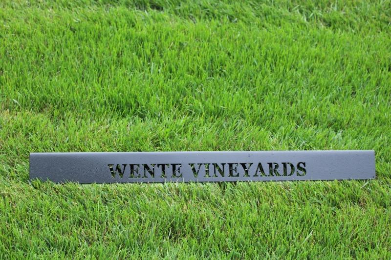 Range Dividers -Wente Vineyards