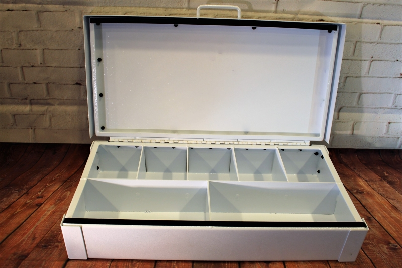 Scorecard Box (open) Trinity Forest