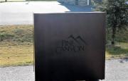 Large Podium -Pine Canyon