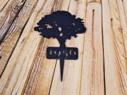 Tree Tee Marker -Woodland CC