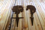 Tree Tee Markers -Old Elm