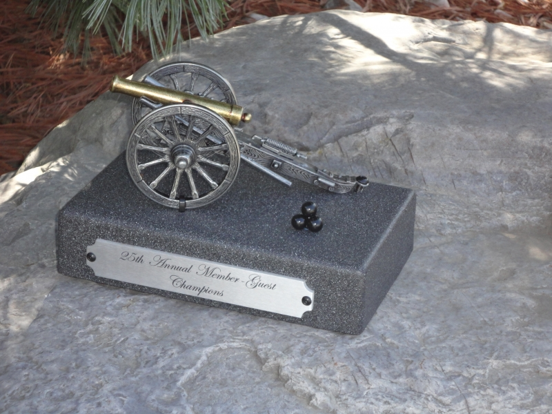 Foundry Cannon Trophy