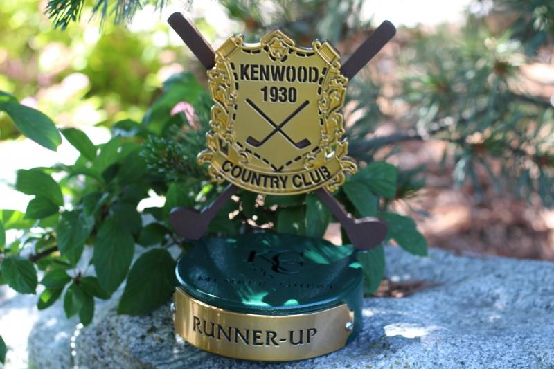 Member-Guest Invitational Trophy -Kenwood