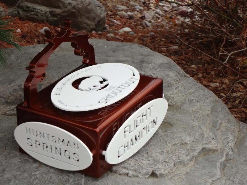 Shootout Trophy -Huntsman Springs