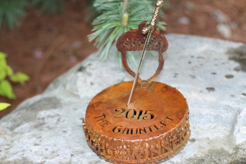 Sword Golf Trophy -Spanish Oaks