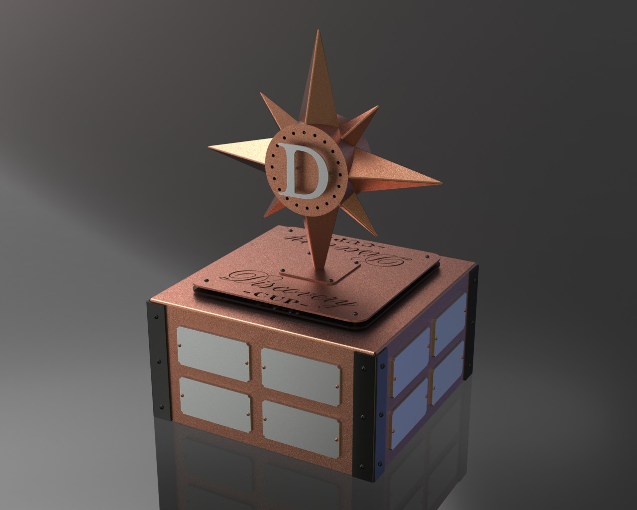 Perpetual Trophy -Discovery