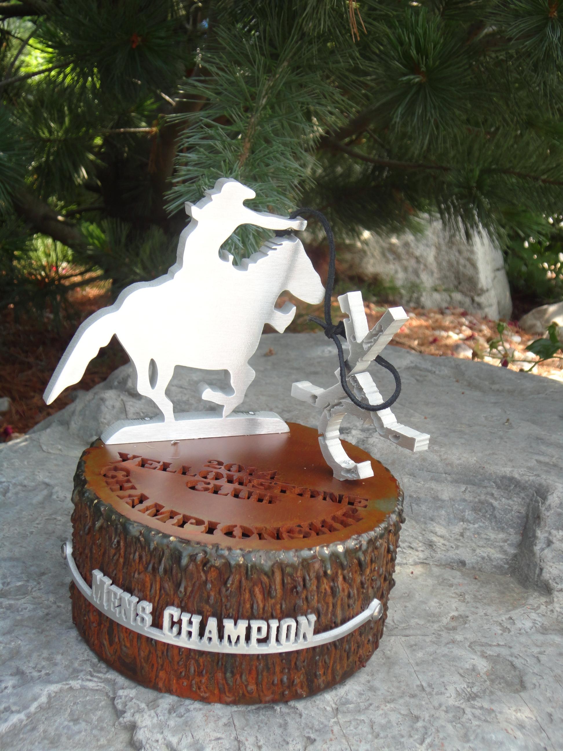YELLOWSTONE -Cowboy Award