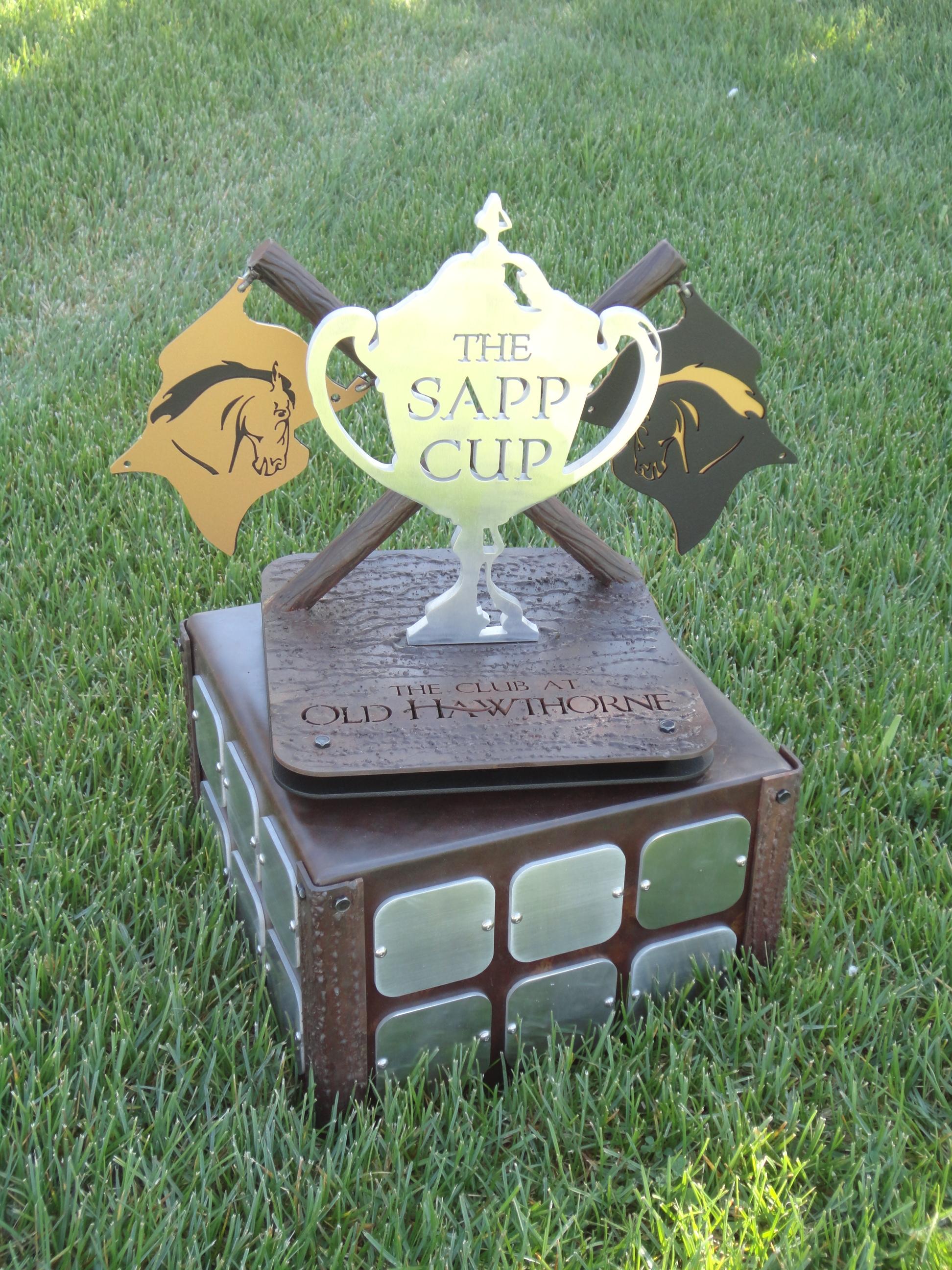 SAAP CUP -Perpetual Golf Trophy