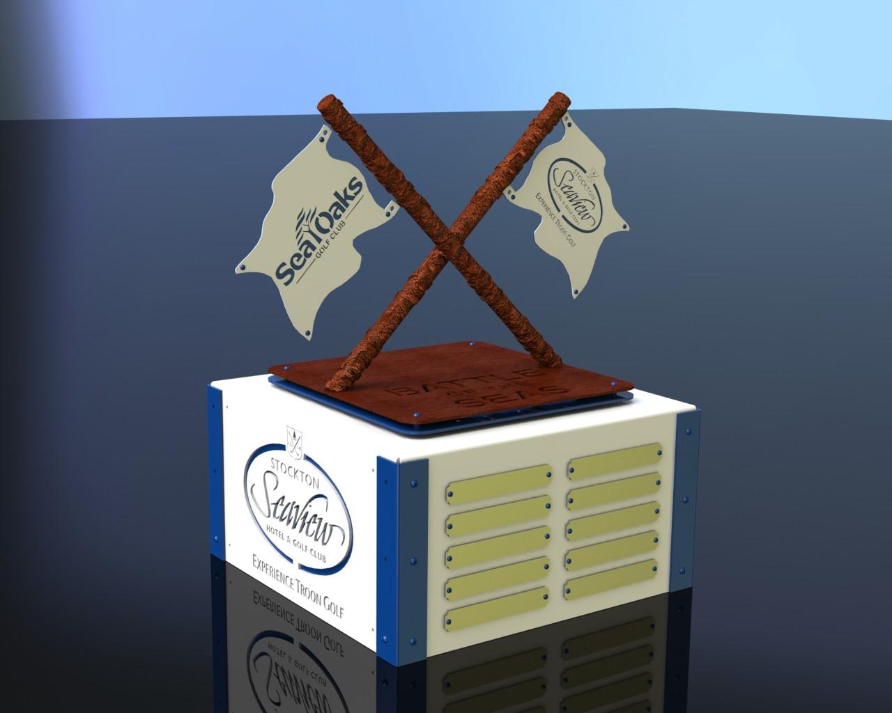 Battle of the Seas Perpetual Trophy